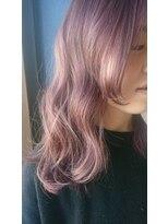 クブヘアー(kubu hair)《Kubu hair》ラベンダーカラー