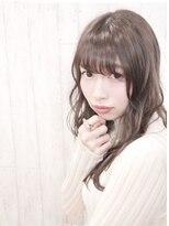 ピースナンバ(PEACE NAMBA)ゆるふわレイヤーブラウン/美女髪王子★シータ