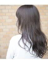 ノエル ヘアー アトリエ(Noele hair atelier)『Noele』ゆる巻きローレイヤー×フォギーグレージュ