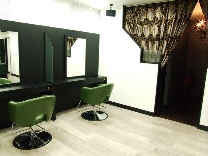 ヘアサロン カミワザ ライズ(hair salon kamiwaza Raiz')の写真