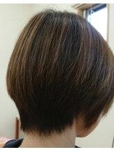 ヘアールームヴァニラ(Hair Room Vanilla)エアリーボブ