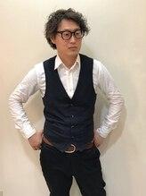 ヘアーアンドメイク アンジュ 中野店(Hair&Make ange)小瀬 賢太郎