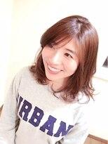 モイヘアーデザイン(moi hair design)シルキーピンク