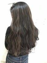 ヘアーデザイン アコースティック(Hair Design ACOUSTIC)外国人風ハイライトカラー