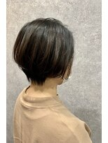 セブン ヘア ワークス(Seven Hair Works)[カットベーシック]どこから見ても綺麗なシルエット