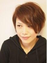 ジェンテ ヘアサプライ(GENTE hair&supply)女子至上主義ショート