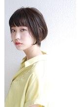 シー ダイカンヤマ(SHE DAIKANYAMA)ナチュラルショートボブ【SHE DAIKANYAMA】三谷勇貴