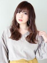 ピシェ ヘア デザイン(Piche hair design)【Piche】大人かわいいコテ巻きロング