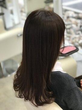 ヘアーアンドエステティック ヴェリス(hair&esthetic Velis)【Velis】Jouerで艶髪チャージ!