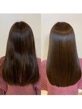 ヘアーズ クラーレ(Hair's Curare)髪質改善サイエンスアクア