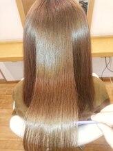 ヘアーサロン ニュアンス(HAIR SALON nuance)髪質改善◎資生堂◎サブリミックトリートメント◎美髪整形