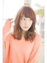 ヘアサロン カミワザ 茗荷谷店(hair salon Kamiwaza)フワリィオレンジ
