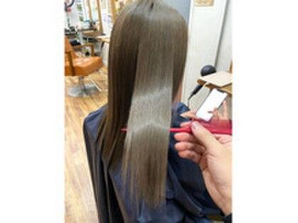 ヘアスタジオ ロメオ(hair studio Romeo)の写真