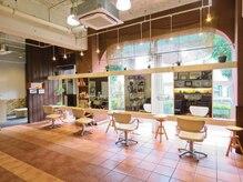 エスヘアー 名古屋 金山(es hair)の雰囲気(全国で1%の美容室のオッジィオット【ノンジアミンカラー/ヘナ】)