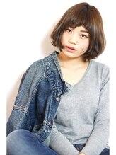 ソイル ヘア デザイン(Soil hair design)【Soil】 グロスボブ(村井友梨)