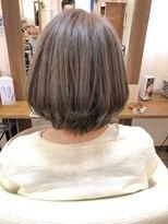 ハロ (Halo hair design)夏はハイトーンカラーで!「Violet Ash」★