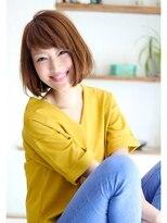 ブルーム コスタ(Blume COSTA)【Blume COSTA】大人ボブ☆首元スッキリナチュラル女性