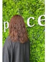 ヘアーアンドメイク ピース(HAIR&MAKE peace)スパイラルパーマ