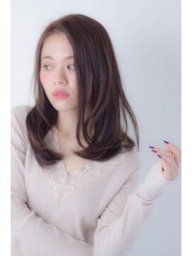 ミンクス 銀座店(MINX)【MINX銀座】蛭田佑介「大人の上質なミディアムヘア」
