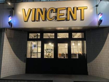 VINCENT BARBER CLUB 【ビンセント バーバー クラブ】
