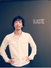 ヘアクリニック レイズ(HAIR CLINIC RAISE)原田 雄人