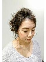 ソラ ヘアデザイン(Sora hair design)華やかアレンジ