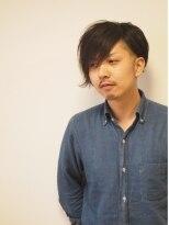 ジェンテ ヘアサプライ(GENTE hair&supply)カフェ系男子ショート