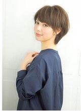 メロアヘアデザイン(Meloa Hair design)バルーンボブ