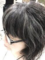 コレット ヘアー 大通(Colette hair)グレイヘアカバーカラー