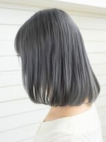 オーブ ヘアー ゼロ 三次店(AUBE HAIR zero)【AUBE HAIR】アッシュグレージュボブ