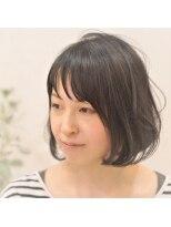 ロイ ヘアルーム 草加店(Roy hairroom)☆ふわボブ☆