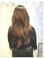 ボヌールヘア(BONHEUR HAIR)ボヌールヘアー 綾瀬【岡部 賢悟】インナーカラー