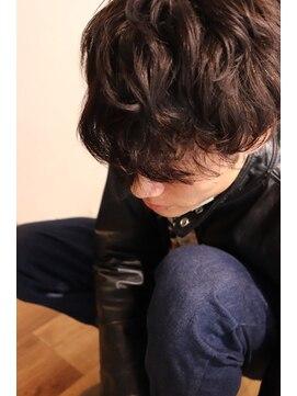 メンズヘアースパイス ユメサキ(Men's Hair SPICE -yumesaki-)Airy mash