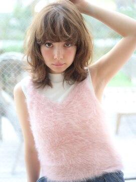 バイオレット 表参道店(Violet)【Violet】天使のようなフラッフィカール×ぷちぷちネオウルフ