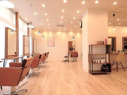 アグ ヘアー ライカ 安城店(Agu hair lycka)の写真