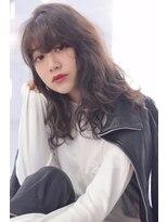 ヘアーサロン エール 原宿(hair salon ailes)(ailes原宿)style276 デザインカラー☆シルキーアッシュ