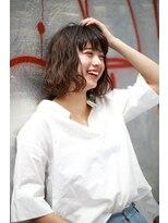 CieL☆デジタルパーマBOBスタイルTel0425220202