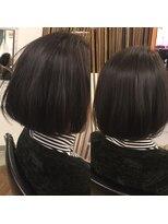 フローラム(floram)水縮毛矯正ソフトコース。