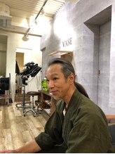 ヘア ソリューション ヴェイス (Hair solution VASE)清原 義典