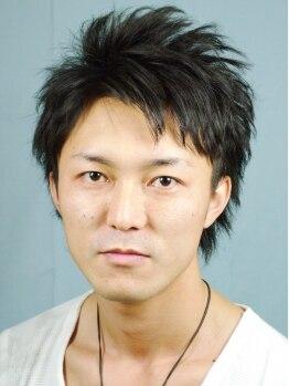 """ヘアーバンブー(Hair Banbu)の写真/小さな変化で顔周りを明るく☆卓越したカット技術で""""かっこいい&爽やか""""な似合わせスタイルに導きます◎"""