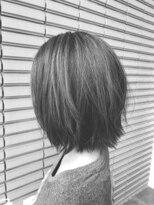 CLOCKWORK【ショートスタイル012】