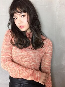 ユニ(Uni)の写真/【cut¥3000/カラー+カット+TR¥6000~】自粛の中でもオシャレをしたいアナタへ!!お手軽に可愛くなれるを応援