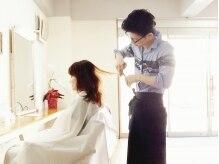 アヤナス ヘアー デザイン(Ayanas Hair Design)の雰囲気(一人ずつ確実に仕上げます。絶対に待たせません!たぶん。)