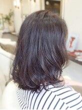 サロン デ ベレーザ(salon de belleza)普通のパーマじゃかからないorとれやすい髪質もデジパで問題解決