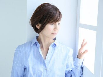 リアン(lien)の写真/[オーガニックエッセンシティ]しっかり染まって色持ちが良い♪お肌に優しいオーガニックカラー!