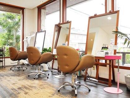 ヘアースペース サイ(Hair Space SAI)の写真