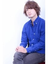 ☆cool-ナチュラルカール☆-『medium』-
