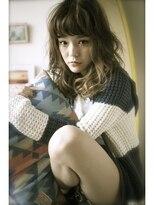デジタルパーマのLala☆外国人グラデーションウルフスタイル181 Tel 0112728115画像