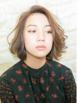 ジュイル シブヤ(JEWIL SHIBUYA)「Noz渋谷」中島良太 フェミニンボブ
