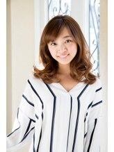 ヘアメーク マーサ 竹ノ塚店(Hair Make MASA)ふんわりニュアンスカール